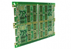 HDI Multilayer PCB (1+2+1 stack-up)